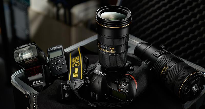 Nikon Profesyonel Fotoğraf Makinelerinizi Alıyoruz