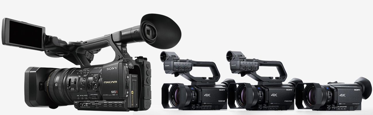 Profesyonel Video Kamera Stüdyo Ekipmanı Alıyoruz